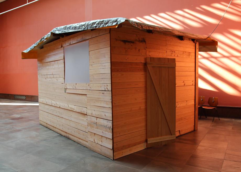 Nybyggeren (The Settler)_Cabin